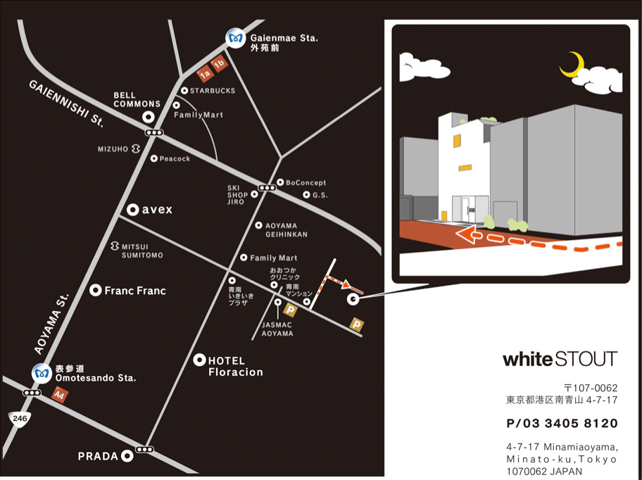whiteSTOUT map